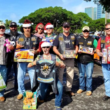 SFBMC Supports Toys For Tots